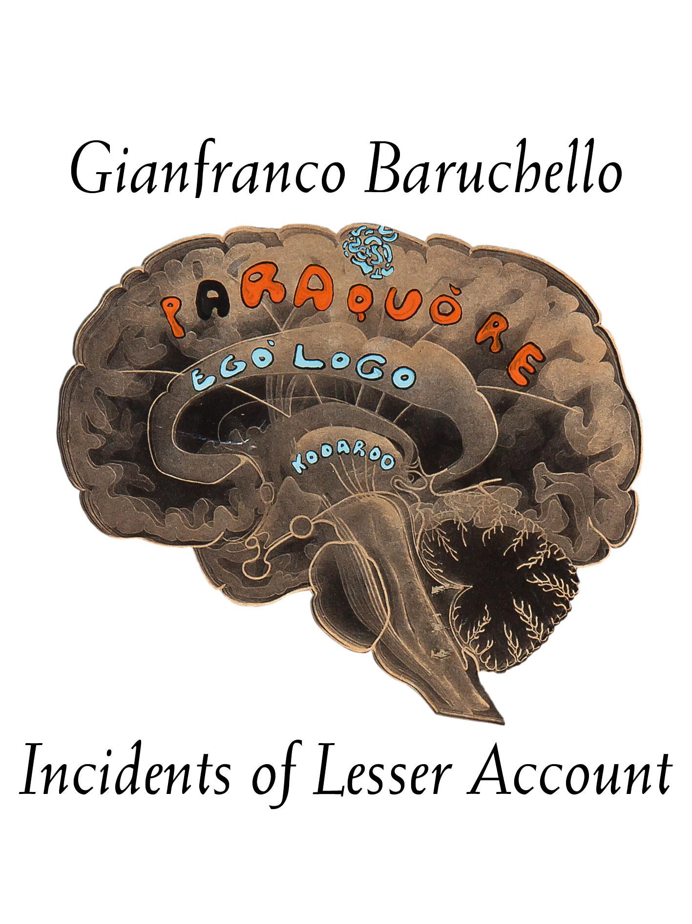 Gianfranco baruchello incidents of lesser account for Gianfranco baruchello