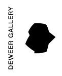 Nasan Tur, John Korner & Panamarenko at Deweer Gallery