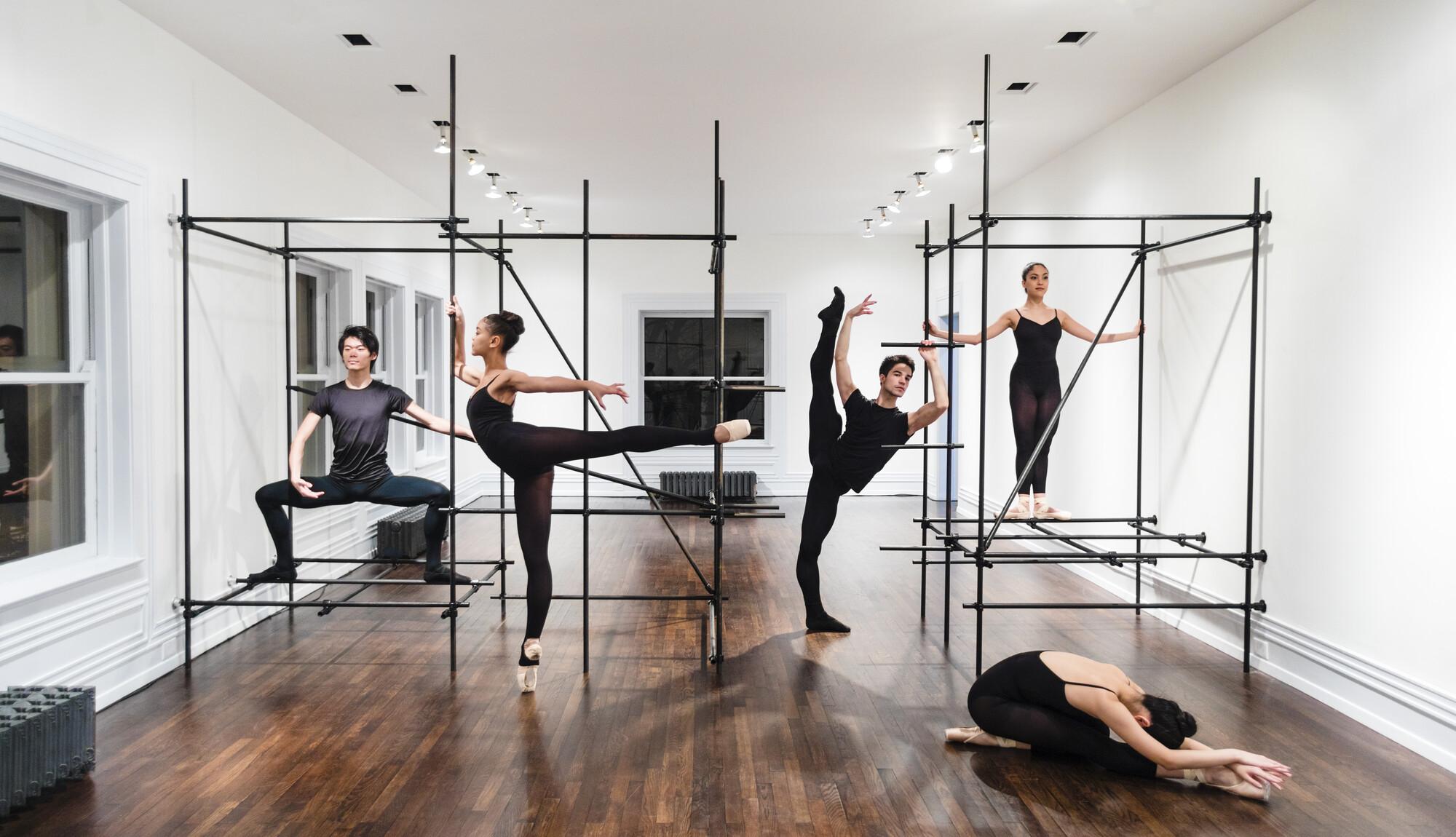 brendan fernandes the master and form announcements e. Black Bedroom Furniture Sets. Home Design Ideas