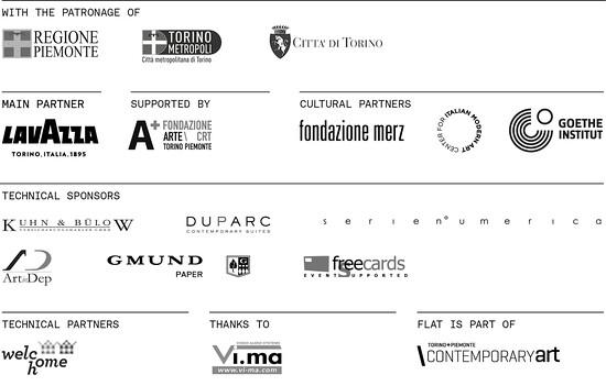 FLAT – Fiera Libro Arte Torino 2018: exhibitors and cultural program