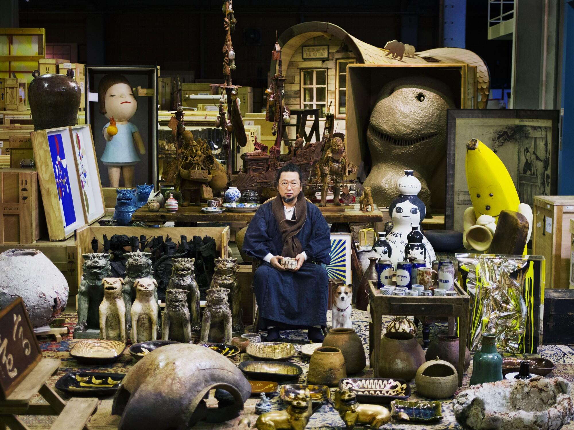 Takashi Murakami S Superflat Collection Announcements