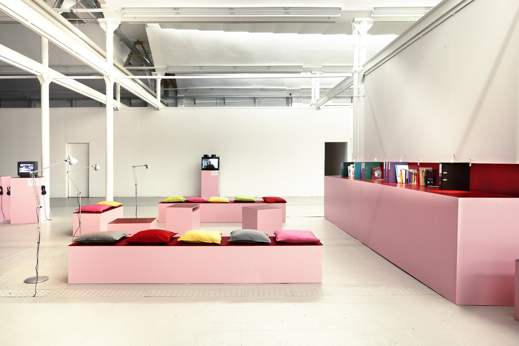Job Posting New Team Wanted To Run Shedhalle Zurich