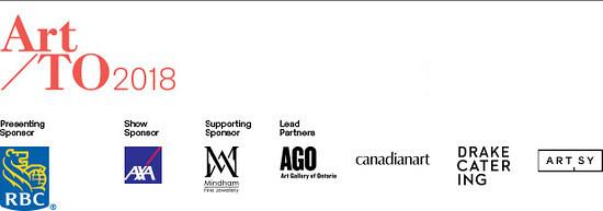 Art Toronto 2018 exhibitor list