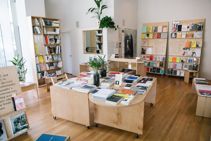 Within the institution without walls curatorial research bureau