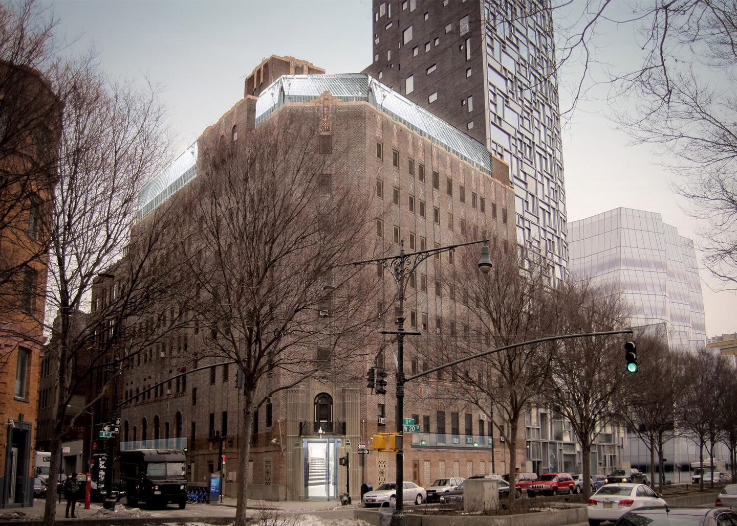 The Women, Young Men, and Other Buildings - e-flux Architecture - e-flux