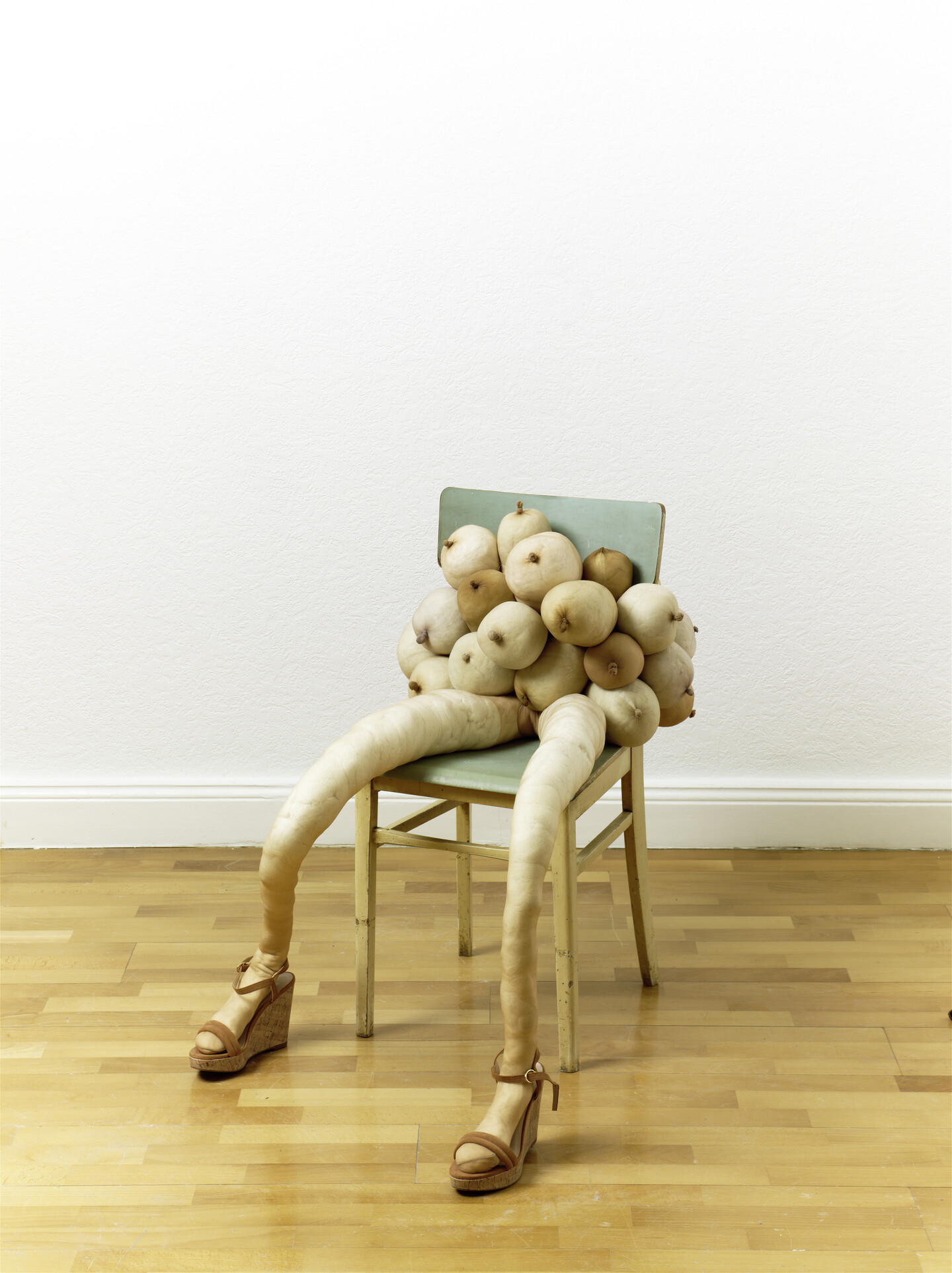 lucas world of furniture. Sarah Lucas, Titti Doris, 2017. Courtesy Of Lucas And Contemporary Fine Arts, Berlin - Charlottenburg. Image The Arts Museums San World Furniture