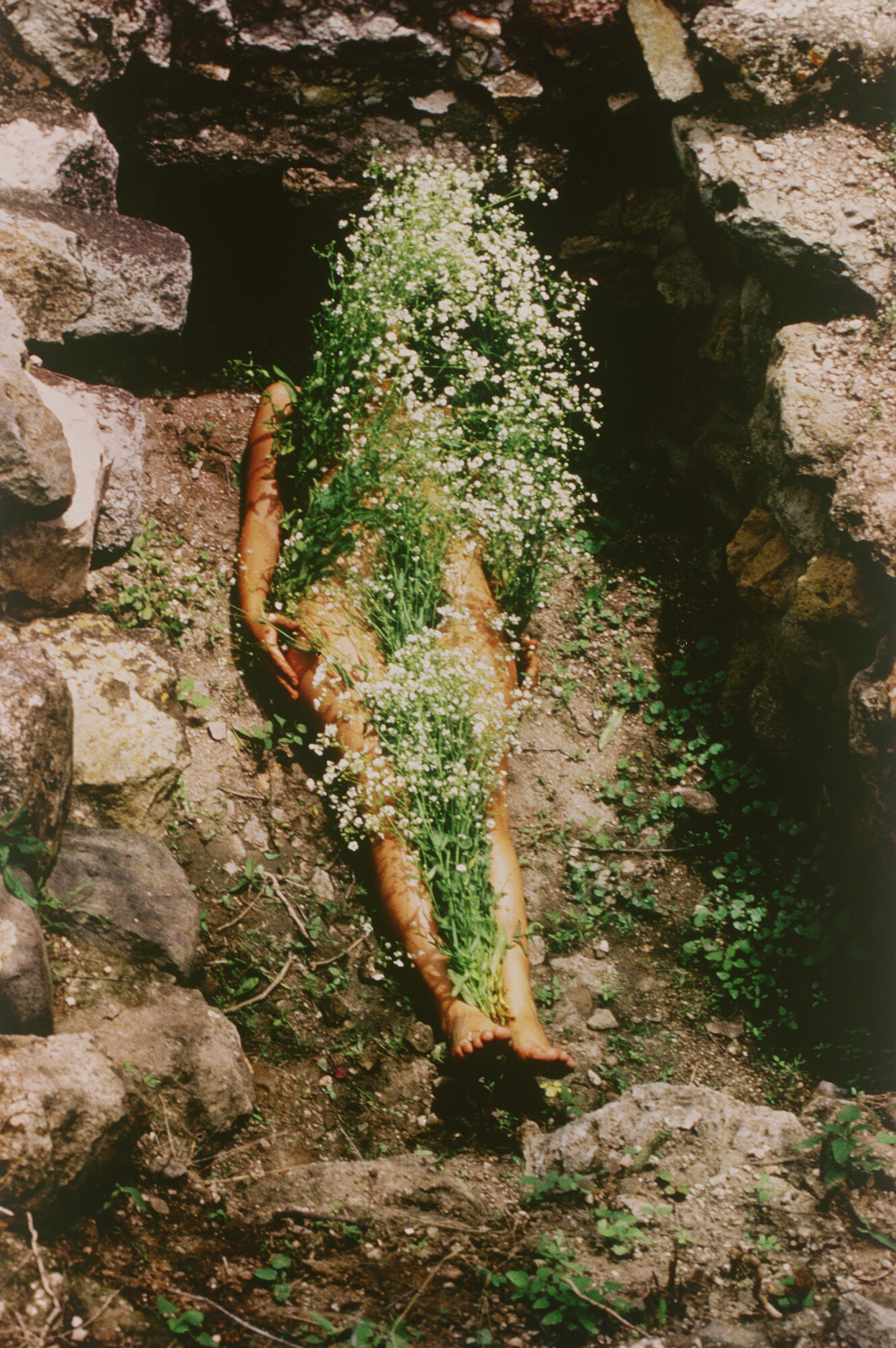 Covered in Time and History: The Films of Ana Mendieta // October 16, 2018–January 27, 2019