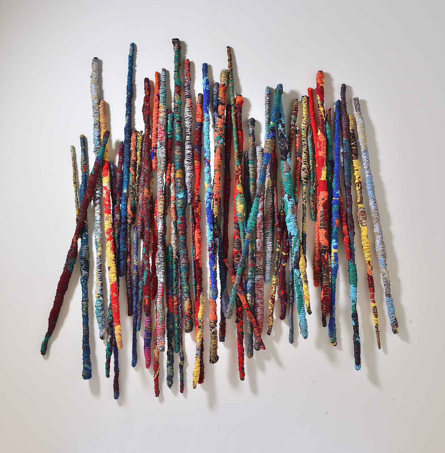 Sheila Hicks: Free threads. Textile and its Pre-Columbian Roots ...