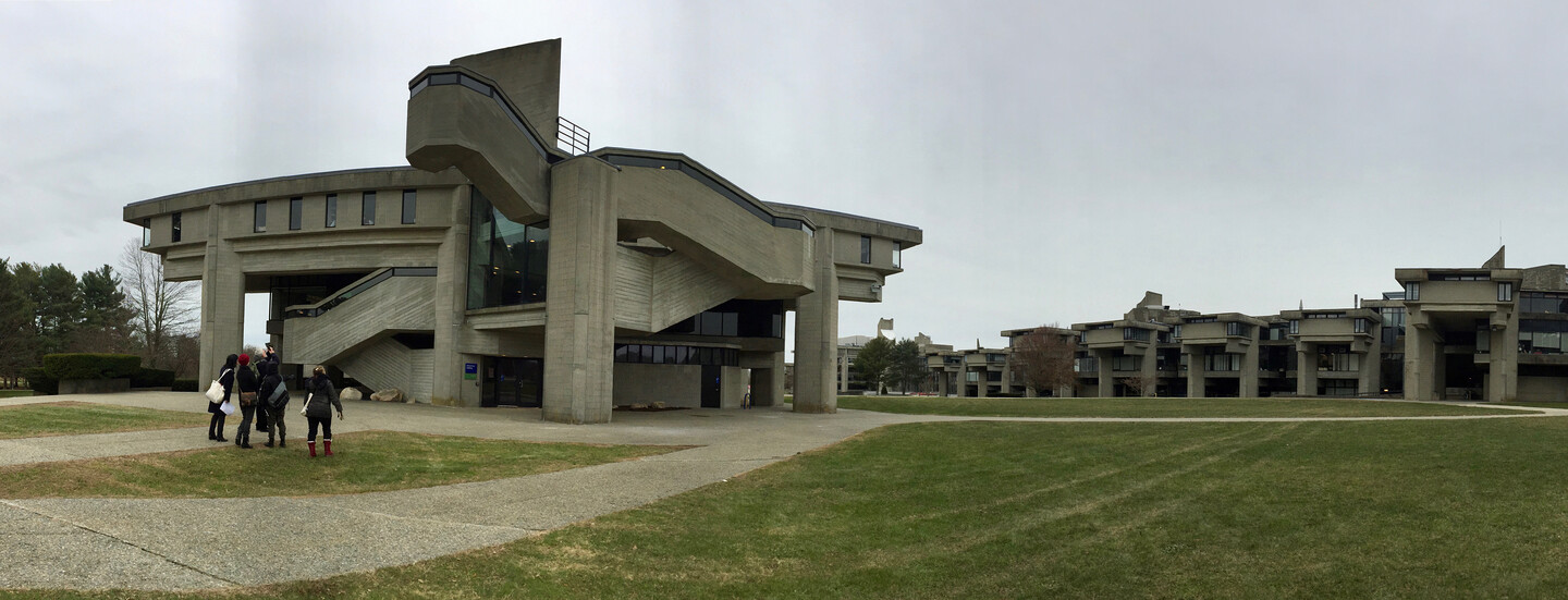 Paul Rudolph: Playing the Campus - Announcements - e-flux