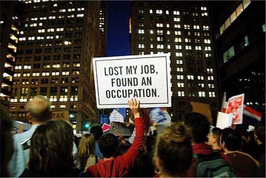 essay on occupy movement