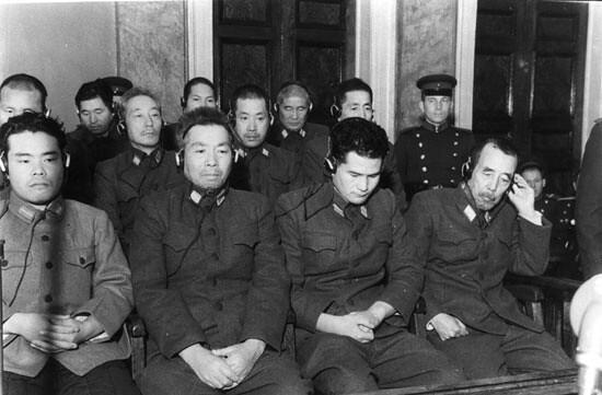 Los Juicios de Jabárovsk, 1949.