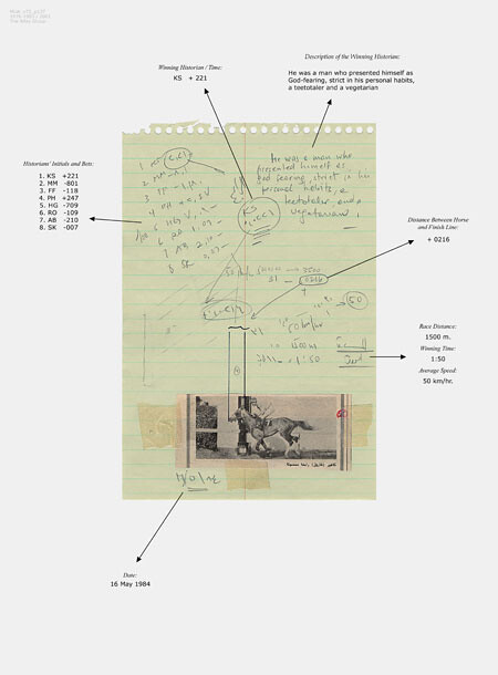 Walid Raad's Spectral Archive, Part I: Historiography as Process