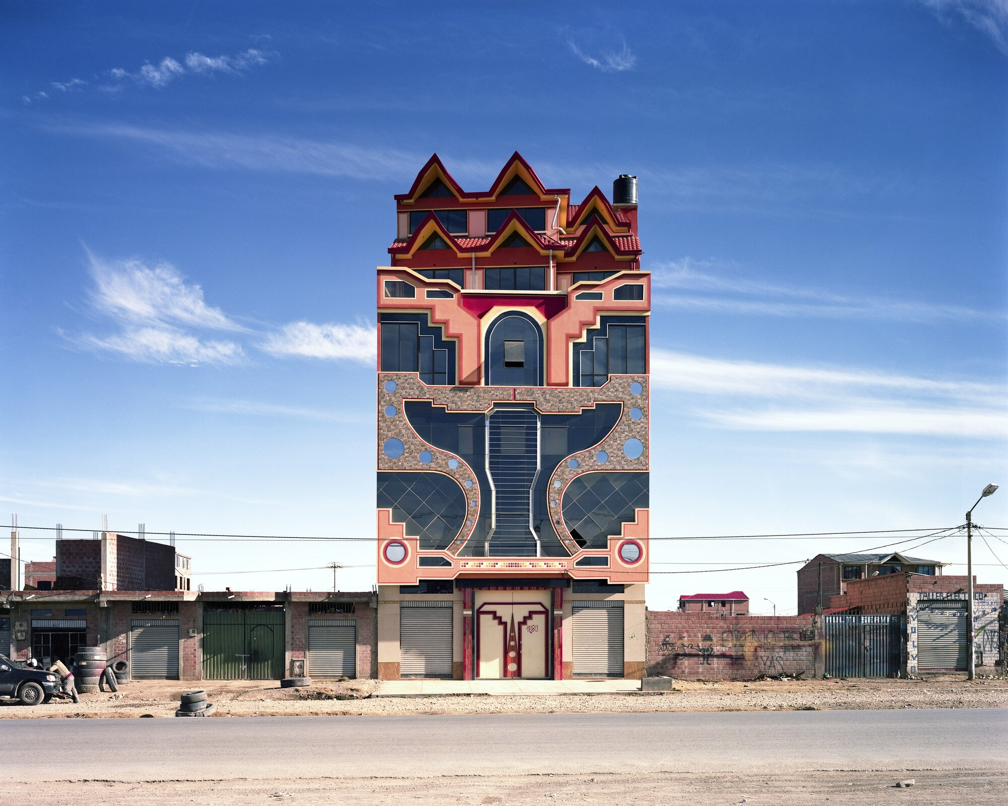 Southern Geometries, From Mexico to Patagonia // October 14, 2018–February 24, 2019