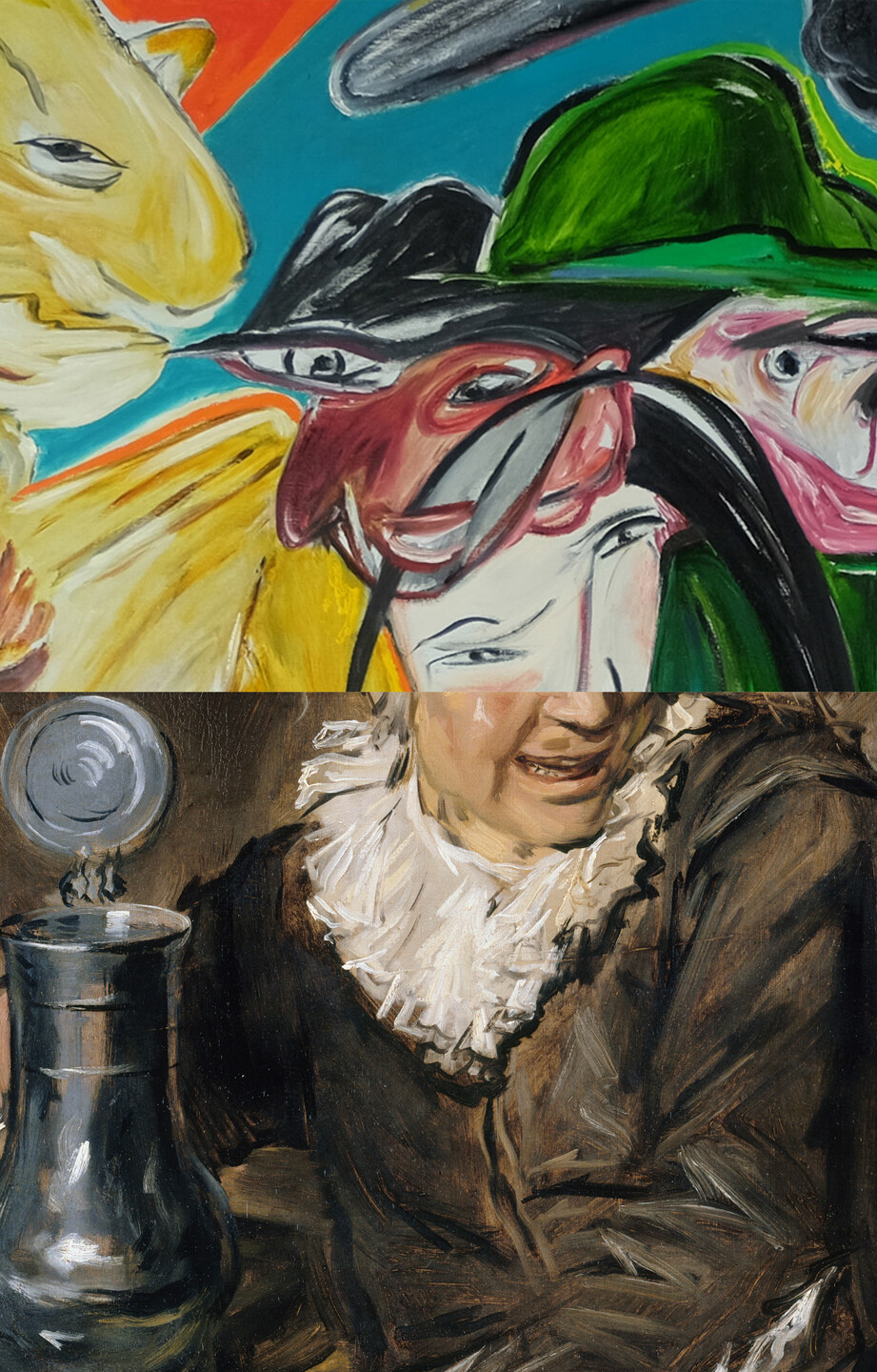 Noise!, Frans Hals, Otherwise // September 29, 2018–January 27, 2019
