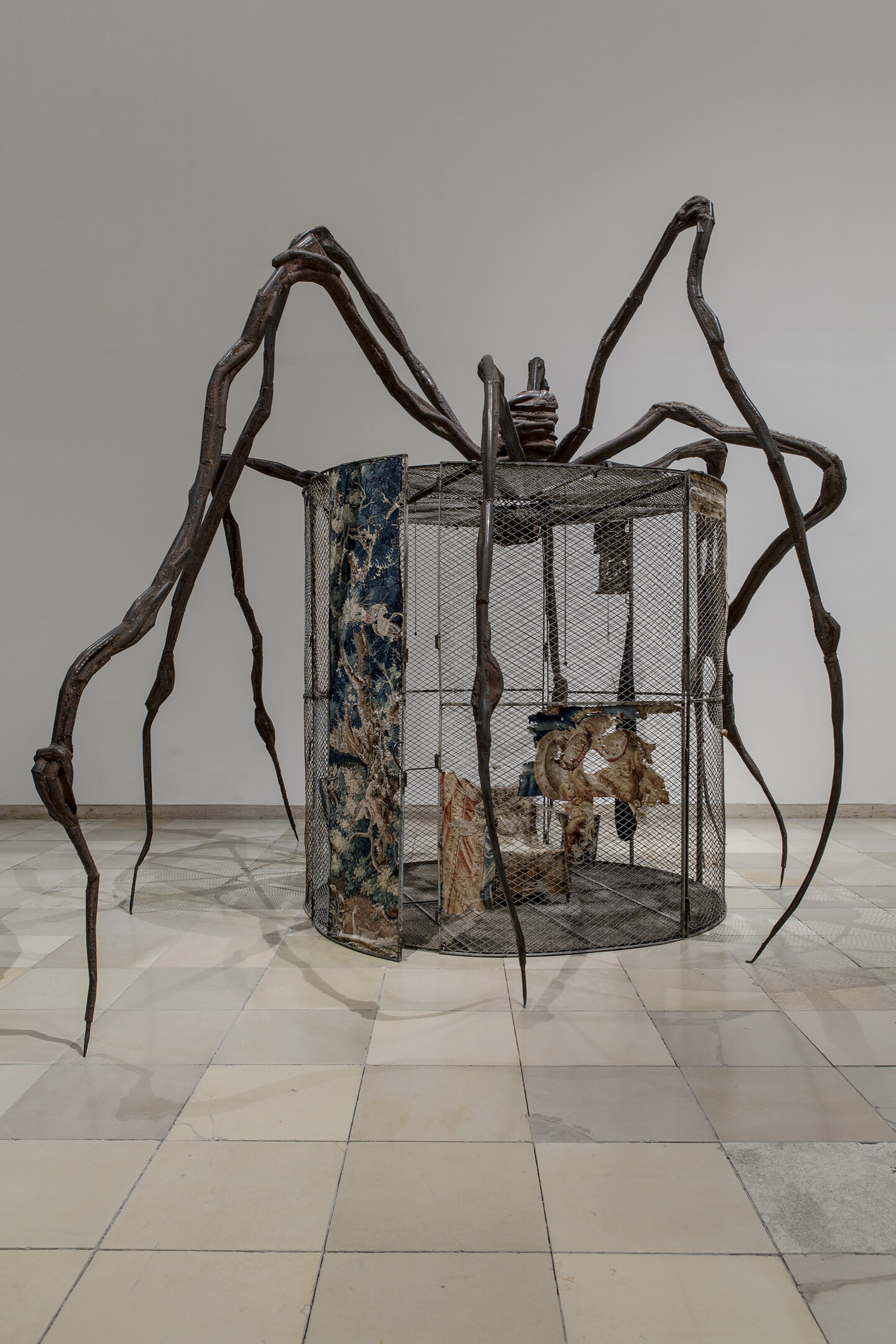 The easton foundation vaga at ars ny photo maximilian geuter louise bourgeois