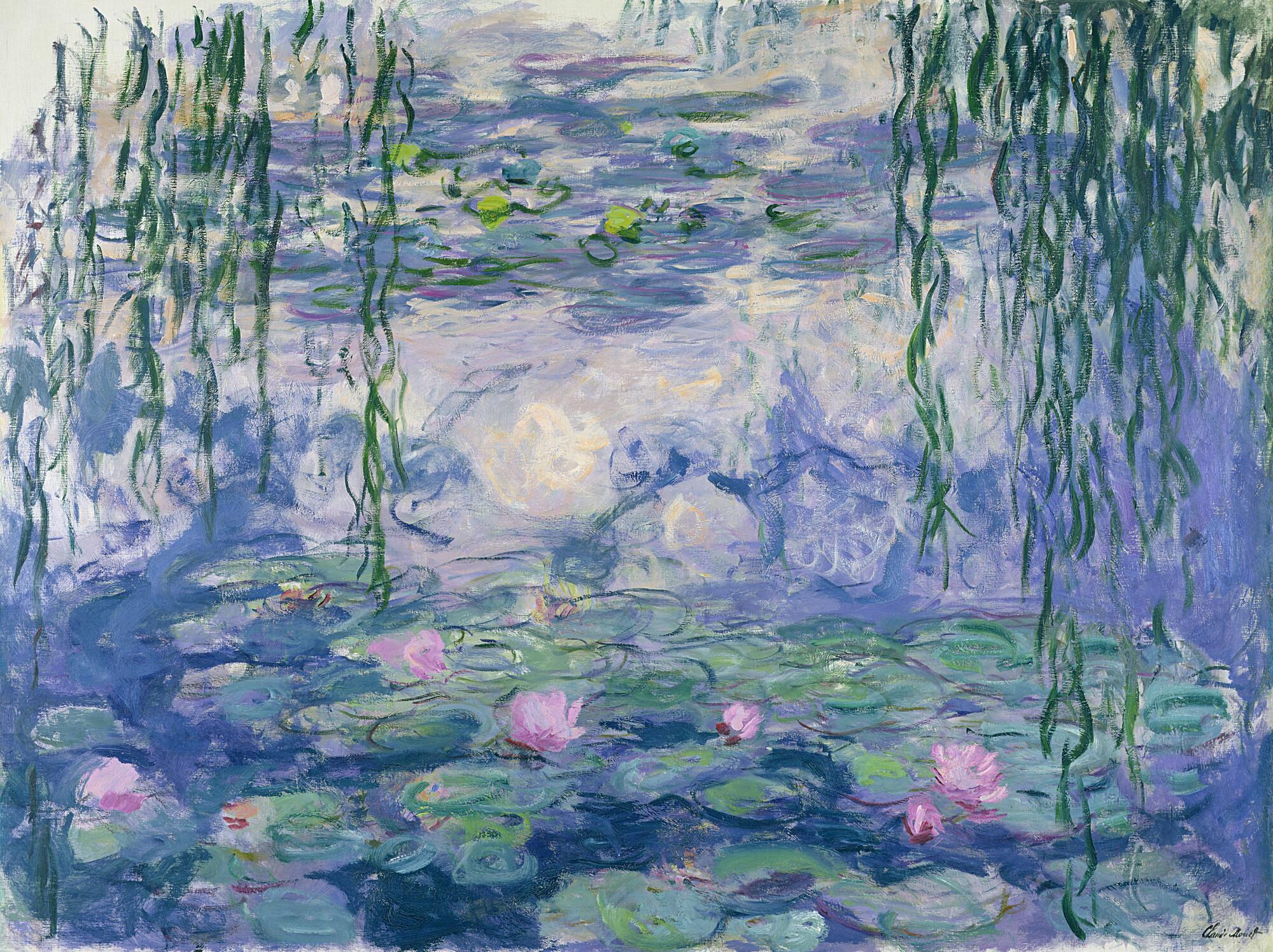 Claude Monet: The Garden Paintings - Announcements - e-flux