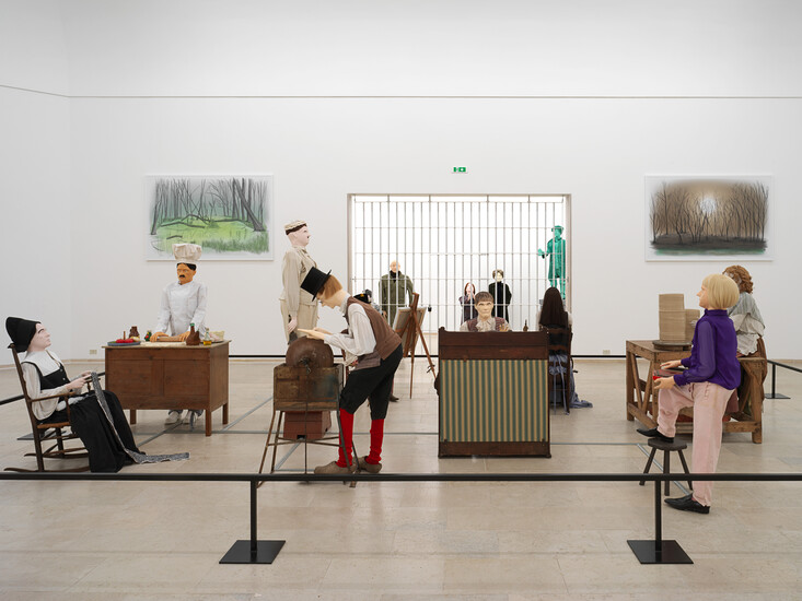 Astonishing Jos De Gruyter Harald Thys Announcements E Flux Uwap Interior Chair Design Uwaporg