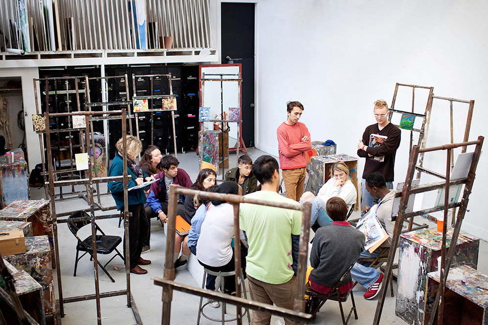 Agile Development Being Nimble At California College Of The Arts School Watch Art Education