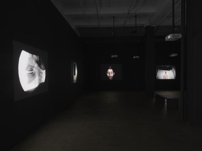 "Ana Mendieta's ""Experimental and Interactive Films"