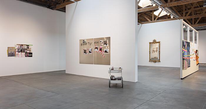 """Isa Genzken's """"I Love Michael Asher"""" - Features - art-agenda"""