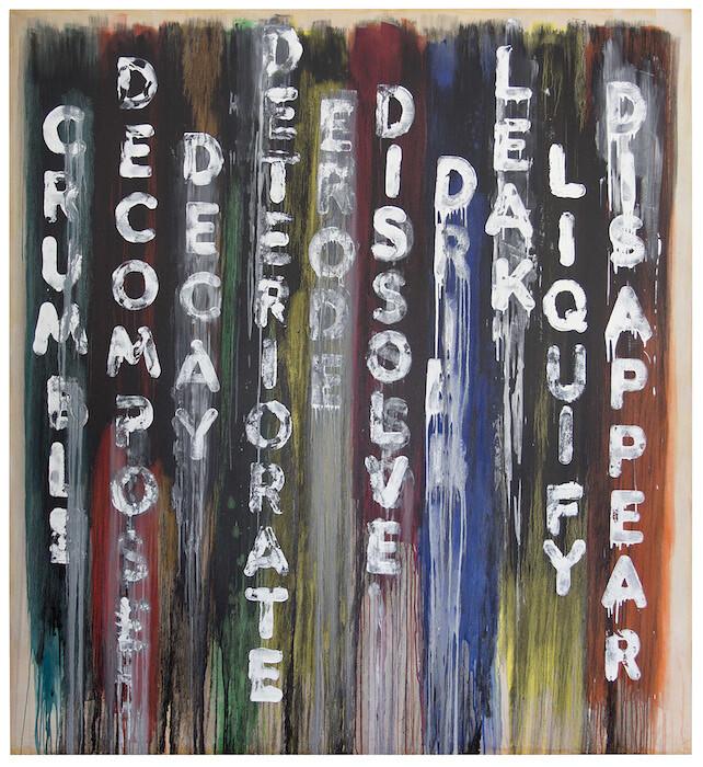 "Mel Bochner's ""Voices"" - Features - art-agenda"