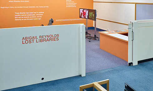d5ec4ceb2 Three simultaneous exhibitions in east London exemplify this fascination  with books and their ... Read more →