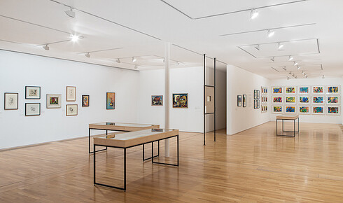 """ec1ff5d480ab ... paintings by then-obscure artists Grace Pailthorpe and Reuben Mednikoff  as being the """"best and most truly Surrealist"""" of all the English  contributions."""