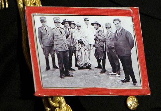 Omar al – Mukhtar, September 15, 1931, Liktorum Palace, Benghazi, Libya